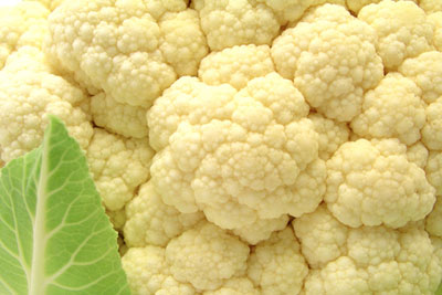 12 Cauliflower